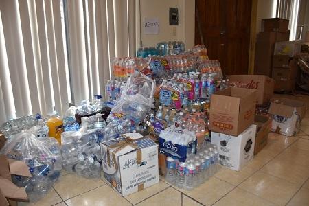 Soledad podría enviar segundo cargamento de apoyo a damnificados por sismos
