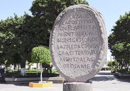 """Logran restauración del """"Medallón de Ordenanza"""" de la fundación de Soledad"""