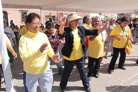 Deportistas soledenses de la tercera edad, participarán en estatales en Matehuala