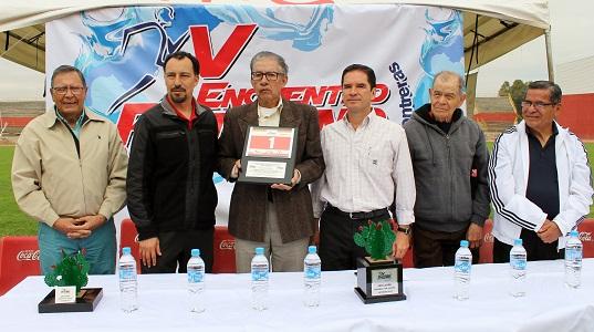"""Inauguran 5° Encuentro de Atletismo """"Maestro, Juan Fernández Contreras"""""""