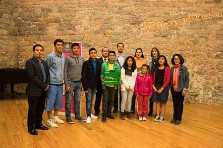 CEART establece convenio con la Fundación Enlace Cultural Internacional