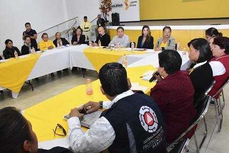 Sesionó el Consejo Técnico Municipal para la Inclusión de Personas con Discapacidad