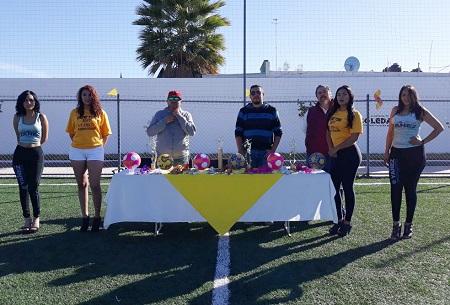 Arrancó el Torneo Relámpago Copa UBRton 2017