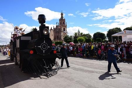 Ayuntamiento de Soledad invita a su desfile del 20 de Noviembre