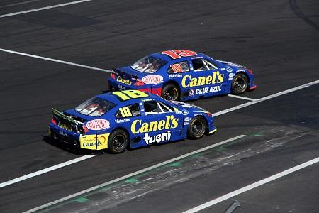 Finaliza Canel´s Racing, año de retos y experiencia en NASCAR