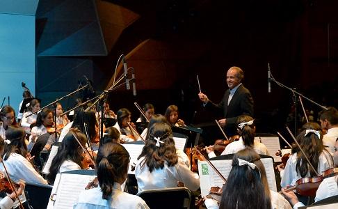 """Se consolida el proyecto """"Música Para la Vida"""": JM Carreras"""