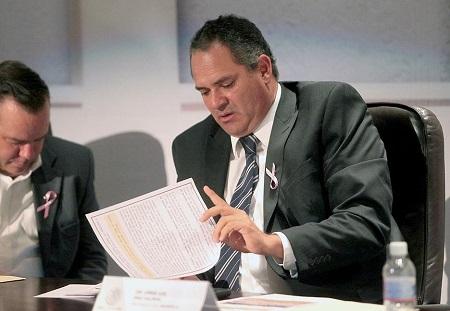 Congreso será responsable con análisis de las Leyes de Ingresos: Díaz Salinas