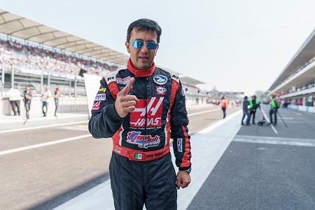 Víctor Barrales terminó su participación en la temporada 2017 de NASCAR Peak México
