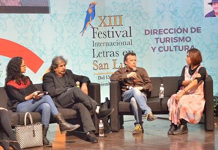 Concluyó con éxito el XIII Festival Internacional de Letras en San Luis