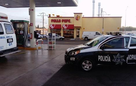 Reforzarán seguridad en gasolineras de Soledad, para evitar comisión de ilícitos