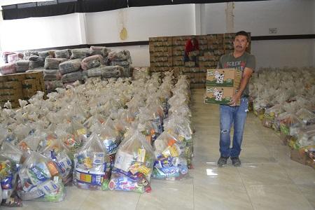 Ayuntamiento de Soledad, entrega apoyos a trabajadores sindicalizados