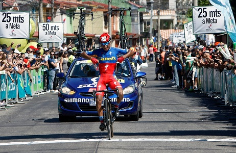 1-2 de Canel´s Specialized en la 8ava etapa de la Vuelta a Costa Rica