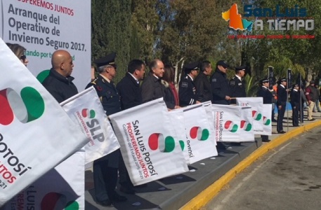"""Arrancó el operativo """"Invierno Seguro 2017""""  [VIDEO]"""