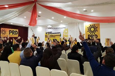 Por primera vez el PRD tendrá candidatos en los 58 municipios: José Luis Fernández