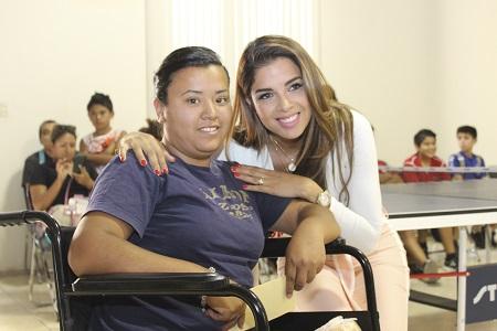 Se mantendrá la atención a población vulnerable: Ruth González