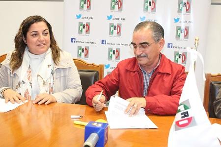 Publica PRI convocatorias para selección y postulación de candidatos a diputados locales