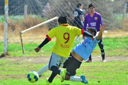 Productos Ultra se dio un festín de goles en la Sabatina de la Liga Central