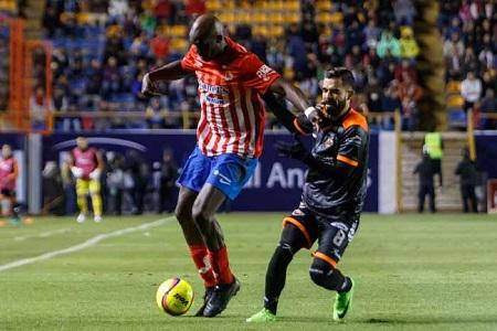 Arranca el Atlético de San Luis, con una derrota en casa ante Alebrijes