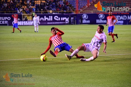 El Atléti de San Luis no gana… ¡Ni en rifa!   [Fotogalería]