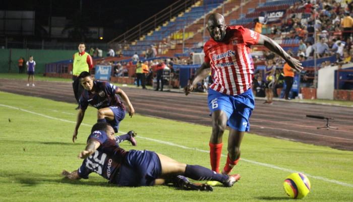 El Atlético de San Luis sigue en picada, cayó 3-1 con Atlante