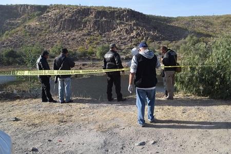 Encuentran cuerpo de mujer quemada, en Carretera a Guadalajara
