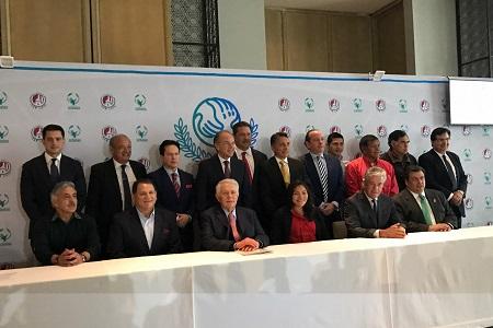 Presentaron el partido 'Compromisos por la Paz' de la Fundación Pontificia Scholas Occurrentes