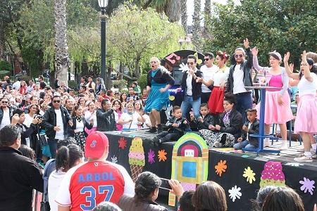 Saldo blanco durante el Carnaval San Luis Retro: Policía Vial