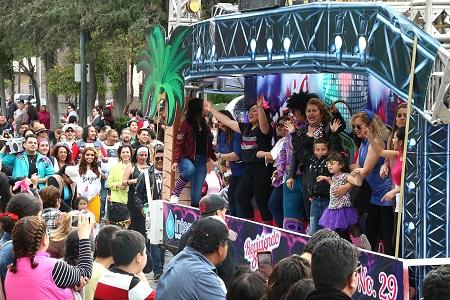 """Colorido, festivo y exitoso """"Carnaval Retro San Luis 2018""""  [Fotogalería]"""