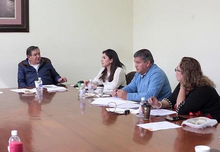 Comisión de Gobernación, aprobó terna para elegir presidente del TECA