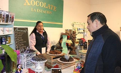 """Exitoso primer fin de semana de la """"Fiesta Nacional del Chocolate"""""""