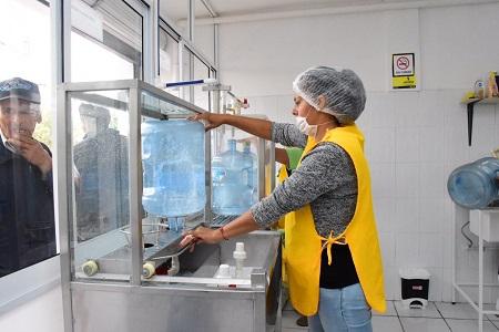 Proyectan 10 tortillerías y 10 purificadoras más en Soledad