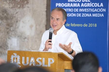 Proyecto de Balandrán, de gran impacto regional, nacional e internacional: JM Carreras