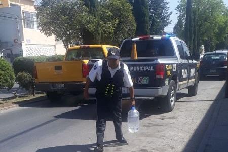 """Policía Vial mantiene """"Operativo Barredora"""" en calles de la Capital"""