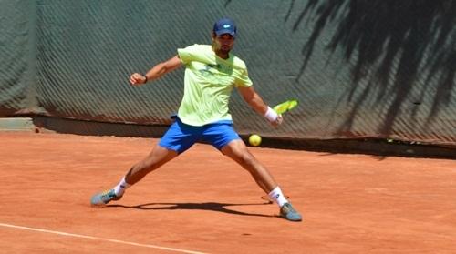 Lucas Gómez y Gerardo López, avanzan en el Rumbo al San Luis Open
