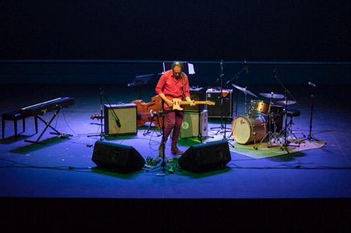 Aperturó Alejandro Marcovich el Festival de Música Libre en el CEART