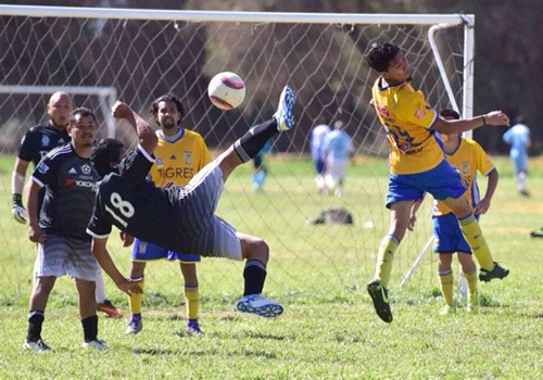 Águilas Campeón le arranca un punto al líder Atlético Progreso