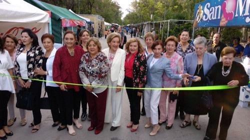 Ayuntamiento capitalino invita a acudir a la Feria de las Flores