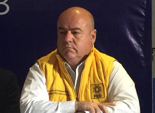 Frente Ciudadano Anticorrupción, sin calidad moral: PRD