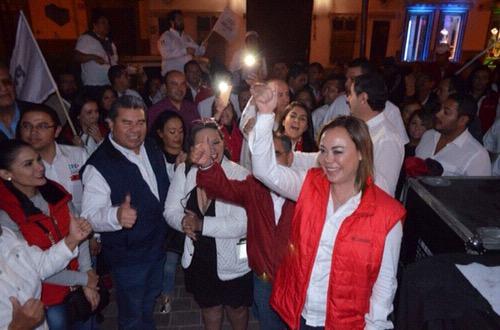 Inicia gran cruzada por la paz de frente a las necesidades de la ciudadanía: Cecy González