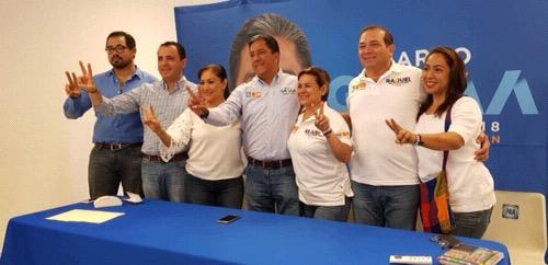 Ricardo Anaya ganó el debate por sus propuestas claras e innovadoras: Marco Gama