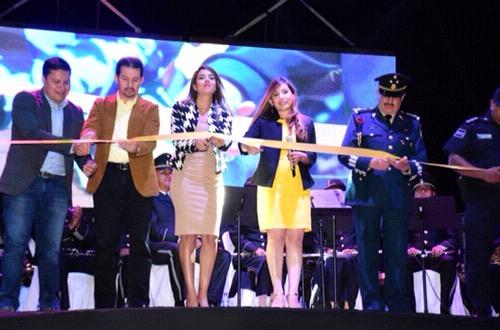 Soledad se viste de fiesta con la inauguración de la Feria Nacional de la Enchilada 2018