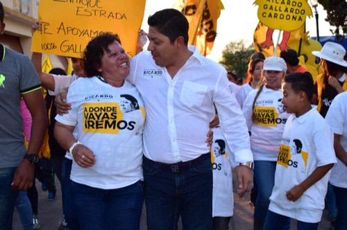 Cambios notables en los primeros 100 días de funciones: Ricardo Gallardo Cardona