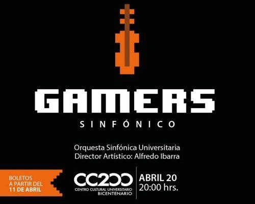 """Orquesta Sinfónica de la UASLP ofrecerá el concierto """"Gamers Sinfónico"""""""