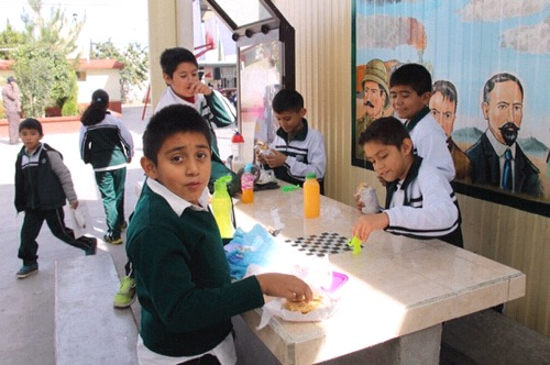 Educación de Soledad trabajará en combate a la obesidad infantil
