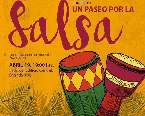 Difusión Cultural de la UASLP ofrecerá concierto Un Paseo Por La Salsa