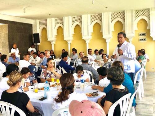 Demanda Marco Gama iniciar la modernización de la Carretera Cd. Valles-Tamazunchale