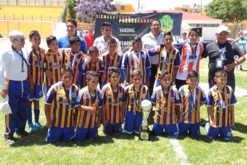En penales, Granito de Arena se lleva la Copa Soledad Infantil Cat. 06-07
