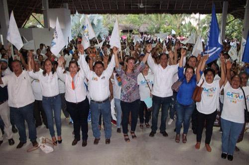 Instaurar el Salario Igualitario entre Mujeres y Hombres, compromiso de Marco Gama