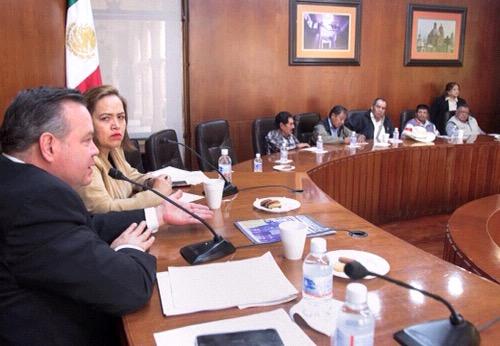 Revisará Congreso decreto de expropiaciones de la Noria de San José