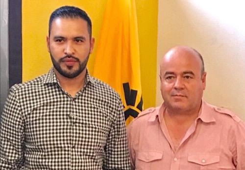 José Luis Fernández deja dirigencia del PRD, para buscar diputación